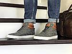 Мужские ботинки Vintage (серые) ЗИМА, фото 3