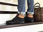 Мужские ботинки Vintage (черные) ЗИМА, фото 3