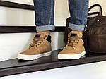 Чоловічі черевики Vintage (гірчичні) ЗИМА, фото 3