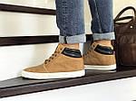 Чоловічі черевики Vintage (гірчичні) ЗИМА, фото 4
