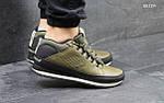 Мужские ботинки New Balance 754 (зеленые), фото 2