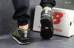 Чоловічі черевики New Balance 754 (зелені), фото 4