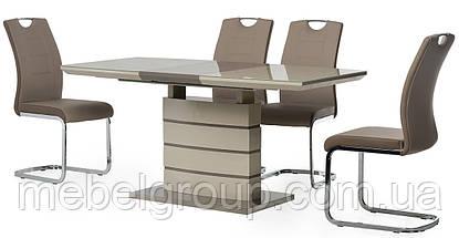Стол TM-50-1 капучино+латте 120/160x80, фото 2