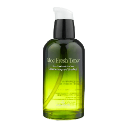 Успокаивающий и увлажняющий тонер с экстрактом алоэ The Skin House Aloe Fresh toner