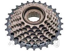 Трещітка велосипедна Shimano Tourney MF-TZ21