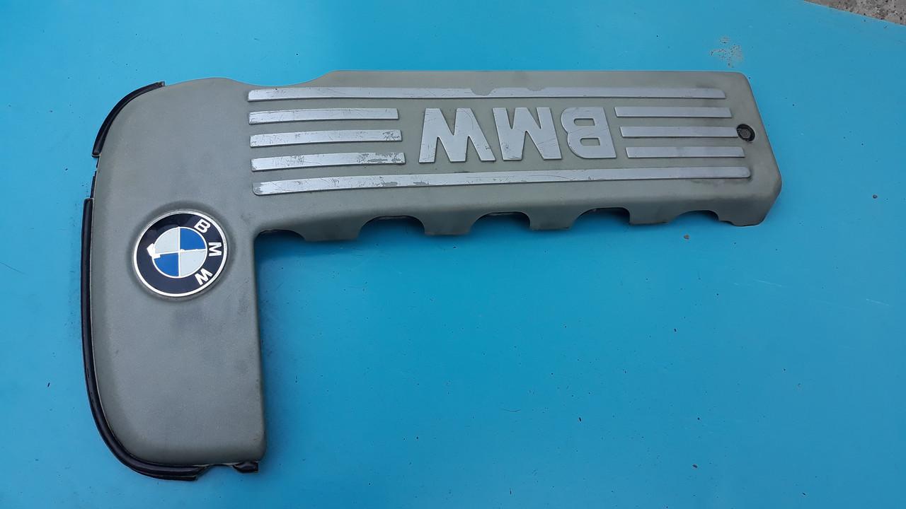 Верхняя декоративная крышка накладка двигателя m57 bmw e38 e39 e46 e53 14489001 7786740 11147786740 бмв м57