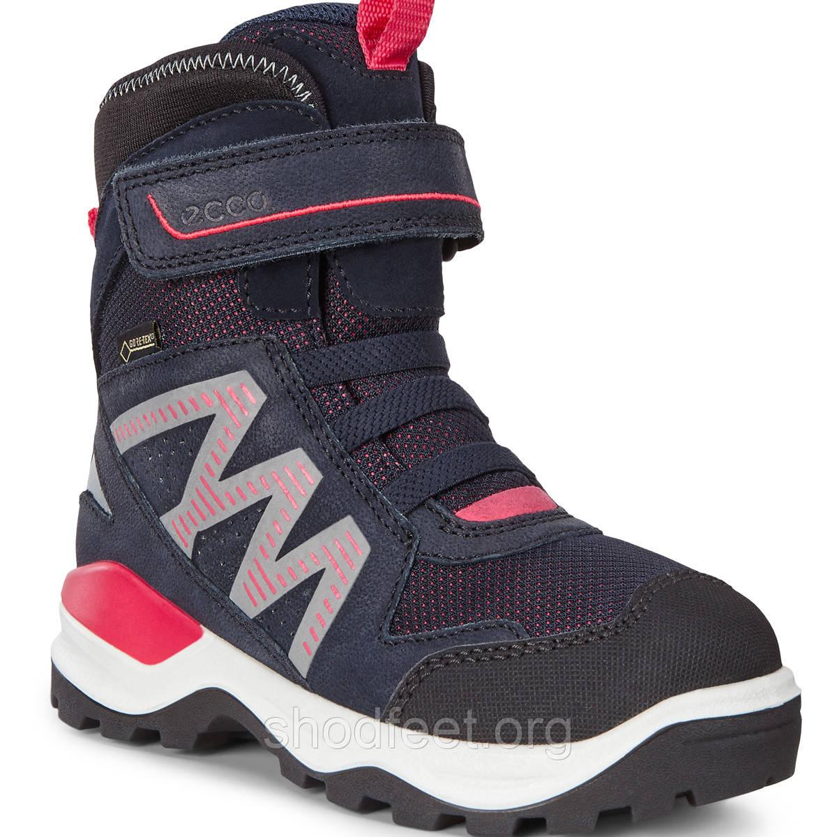 Детские ботинки Ecco Snow Mountain Gore-Tex 710272-51642