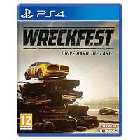 Игра PS4 Wreckfest для PlayStation 4, фото 1