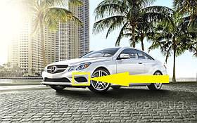 Mercedes E купе W207 W 207 решітка бампера ліва 2014+ нова оригінал