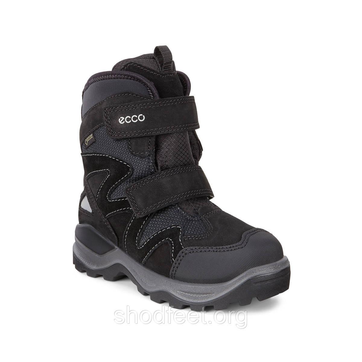 Детские ботинки Ecco Snow Mountain Gore-Tex 710262-51052