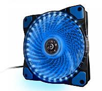 Вентилятор Frime Iris LED Fan 33LED Blue, фото 1
