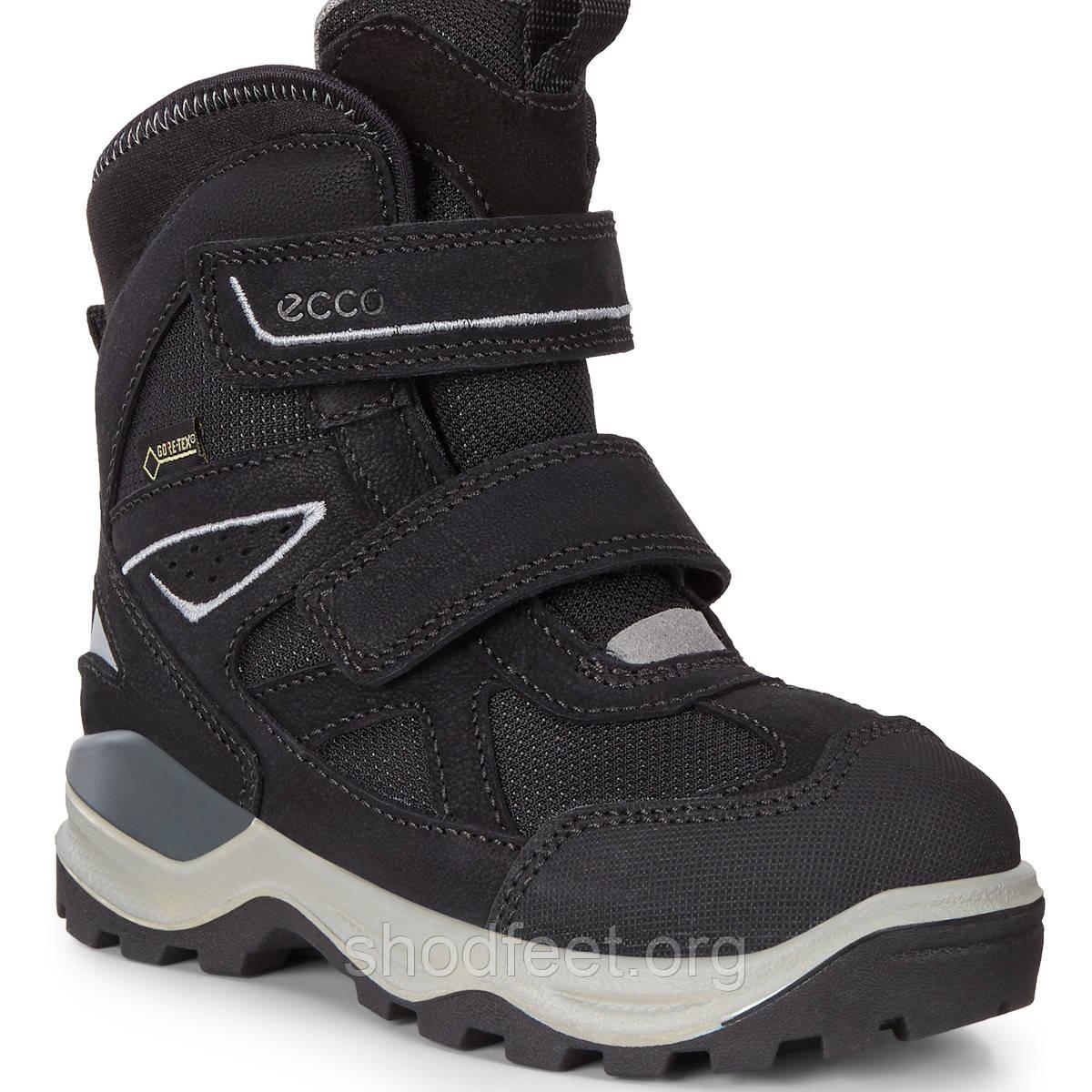 Подростковые ботинки Ecco Snow Mountain Gore-Tex 710263-51052