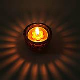 Чайні свічки з бджолиного воску Tea Lights Candles без гільзи, фото 5