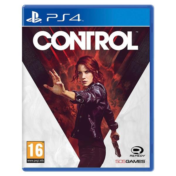Игра PS4 Control для PlayStation 4