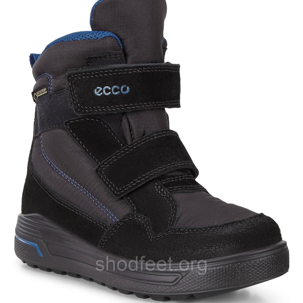 Подростковые зимние ботинки Ecco Urban Snowboarder 722293-59626