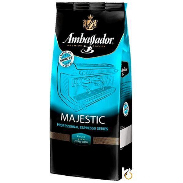 Кофе в зернах Ambassador Majestic 1 кг