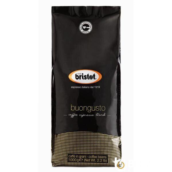 Кофе в зернах Bristot Buongusto 1 кг