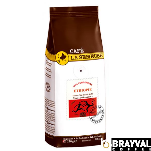 Кофе в зернах La Semeuse Эфиопия Сидамо 250 г