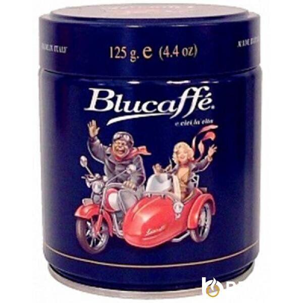 Кофе молотый Lucaffe Blucaffe ж/б 125 г