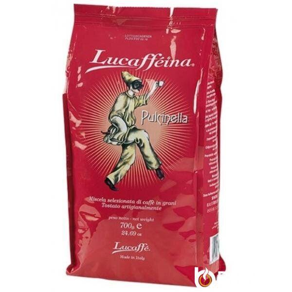 Кофе в зернах Lucaffe Pulcinella 700 г
