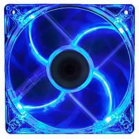 Вентилятор Xigmatek CLF-FR1251 Blue LED, фото 1