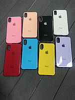 Чехол на айфон iPhone 6/6s/7/7+/8/8+/X/Xs/Xr/X max/Xs max глянцевый силиконовый