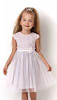 Нежное Нарядное  платье для девочек Mevis 3036 Размеры 104 110