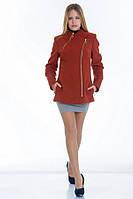 Пальто Letta П-005 терракот, фото 1