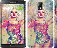 """Чехол на Samsung Galaxy Note 3 N9000 Swag. Marilyn """"1205c-29"""""""