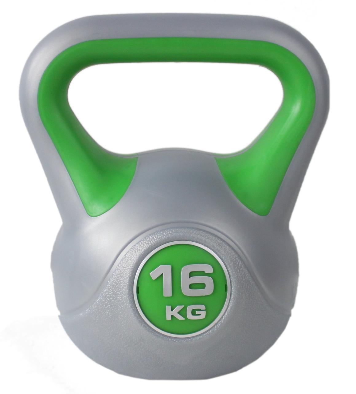 Гиря SportVida 16 кг SV-HK0084