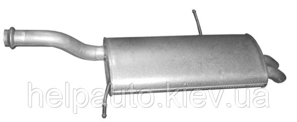Глушитель для Citroen C4 Grand Picasso / Peugeot 5008