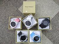 Смарт-часы Smart Watch V8 ОРАНЖЕВЫЕ
