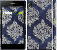 "Чехол на Sony Xperia Z1 C6902 Восточный орнамент v2 ""2851c-38"""