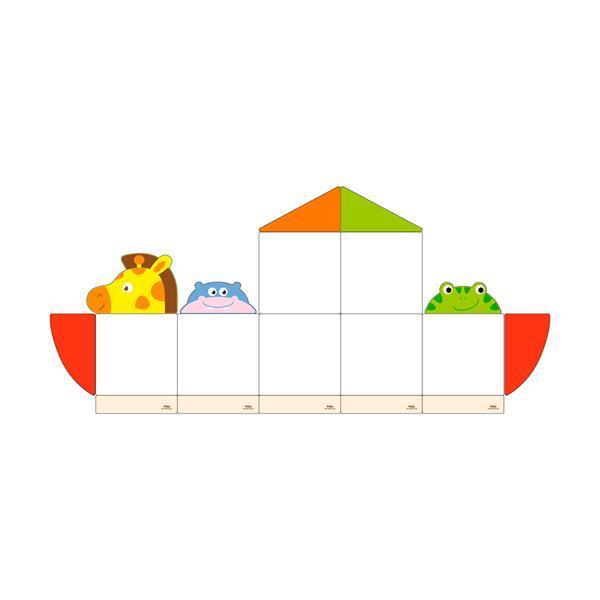 Набір магнітних дошок Viga Toys №9 (50779)