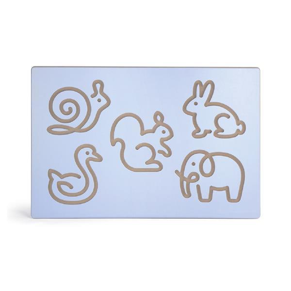 Набор для обучения Viga Toys Рисование животных (50864)