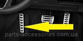 Range Rover Evoque Накладка для отдыха левой ноги водителя подножка новая оригинал
