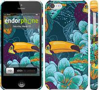 """Чехол на iPhone 5c Тропики """"2852c-23"""""""