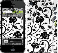 """Чехол на iPhone 5 Узор 75 """"2844c-18"""""""