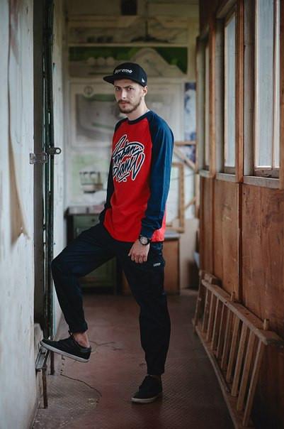БРЮКИ КАРГО NAVY, модная мужская одежда