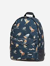 Рюкзак, Birds BLK, сумка-рюкзак, рюкзак с рисунком, фото 2