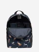 Рюкзак, Birds BLK, сумка-рюкзак, рюкзак с рисунком, фото 3