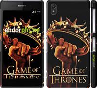 """Чехол на Sony Xperia Z2 D6502/D6503 Игра престолов 2 """"441c-43"""""""