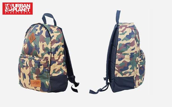 Рюкзак, Camo Woodland, сумка-рюкзак, рюкзак с рисунком, фото 2