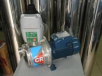 Компактная насосная станция JCRm1A + Brio 2000 (корпус нержавеющая сталь)