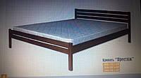 """Кровать двухспальная """"Престиж """" 1400"""