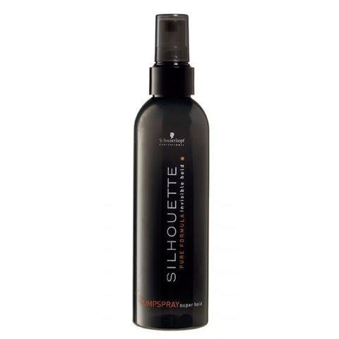 Спрей для волос сильной фиксации Schwarzkopf Professional Silhouette Pumpspray Super Hold
