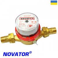 Счетчик NOVATOR ЛК-1.5 для горячей воды