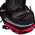 Каждодневный молодежный рюкзак 25 л. Onepolar W1003-red красный, фото 6
