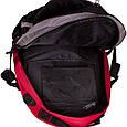 Каждодневный молодежный рюкзак 25 л. Onepolar W1003-red красный, фото 7
