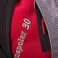 Каждодневный молодежный рюкзак 25 л. Onepolar W1003-red красный, фото 8